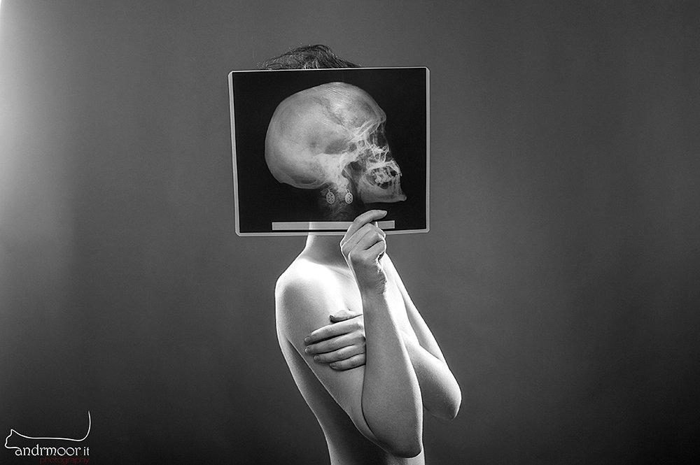 """""""X-Ray Project"""" di Andrea Muroni"""