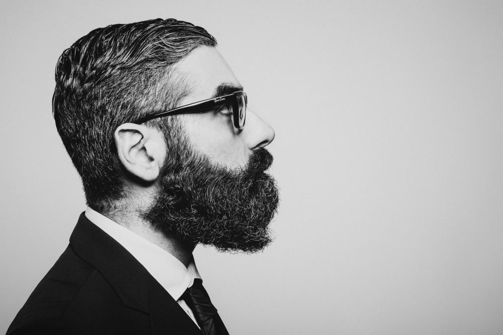 """""""Mr Beard"""" di Alessandro Burato"""