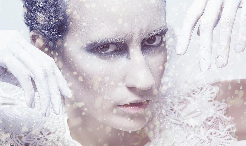 """""""The Snow Lady"""" di Pasquale Di Blasio"""