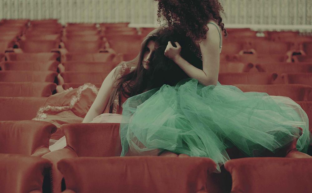 """Noises off"" di Stefania Sammarro"