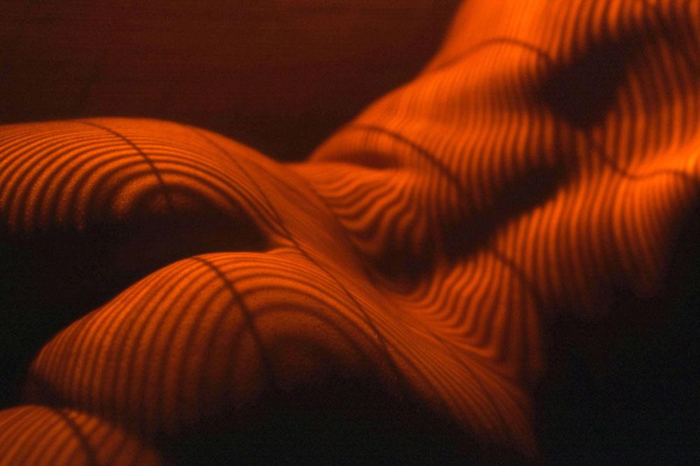 """""""Body in light"""" di Fabio Rizzo"""