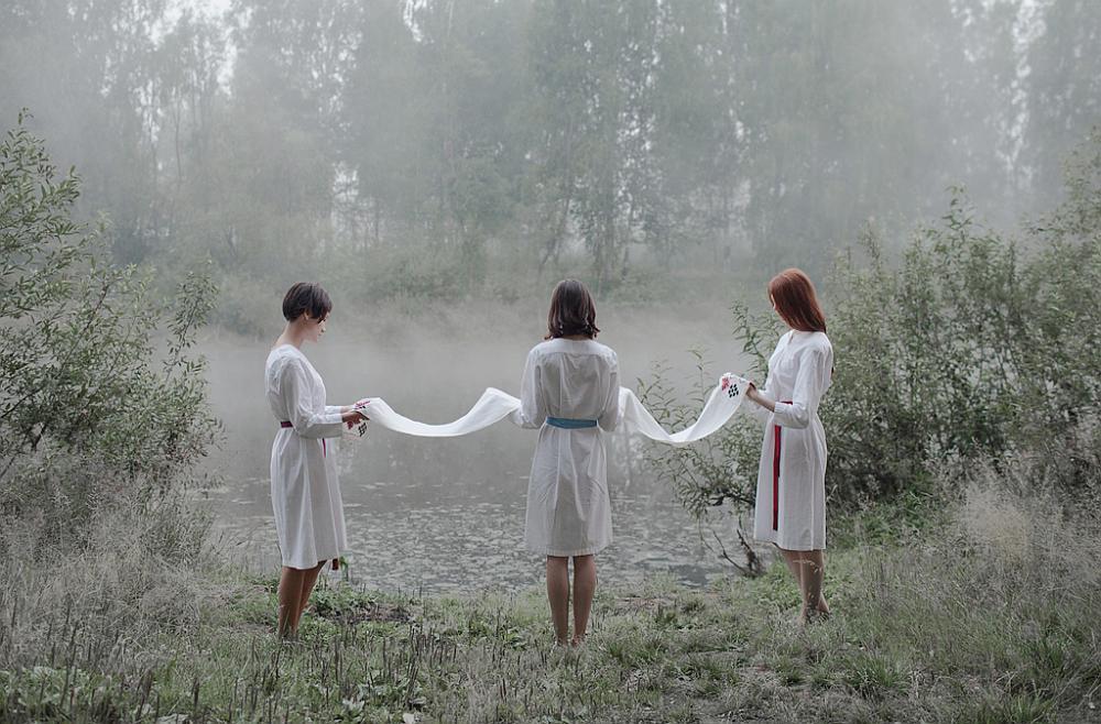 """Ivan Kupala Day"" by Daria Dshalelova"