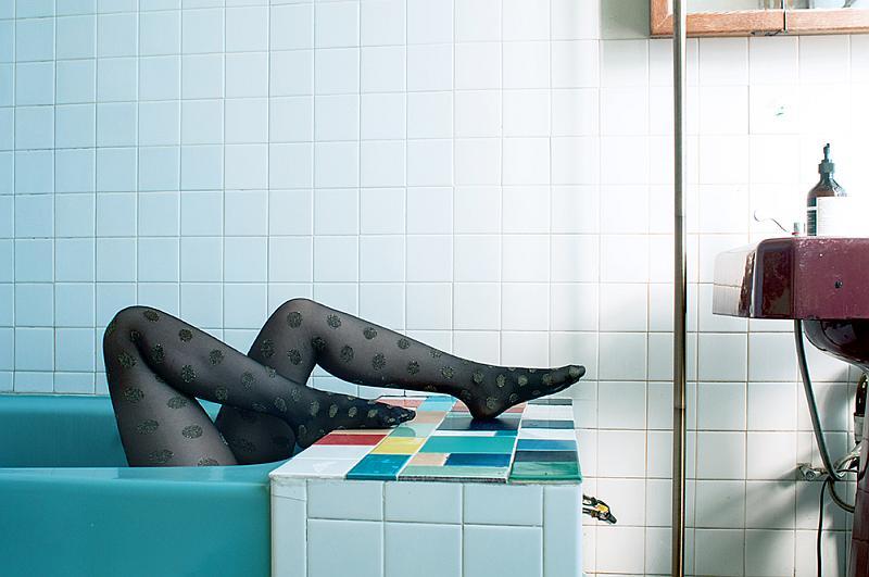 """""""Bathroom stories"""" by Anca Asmarandei"""