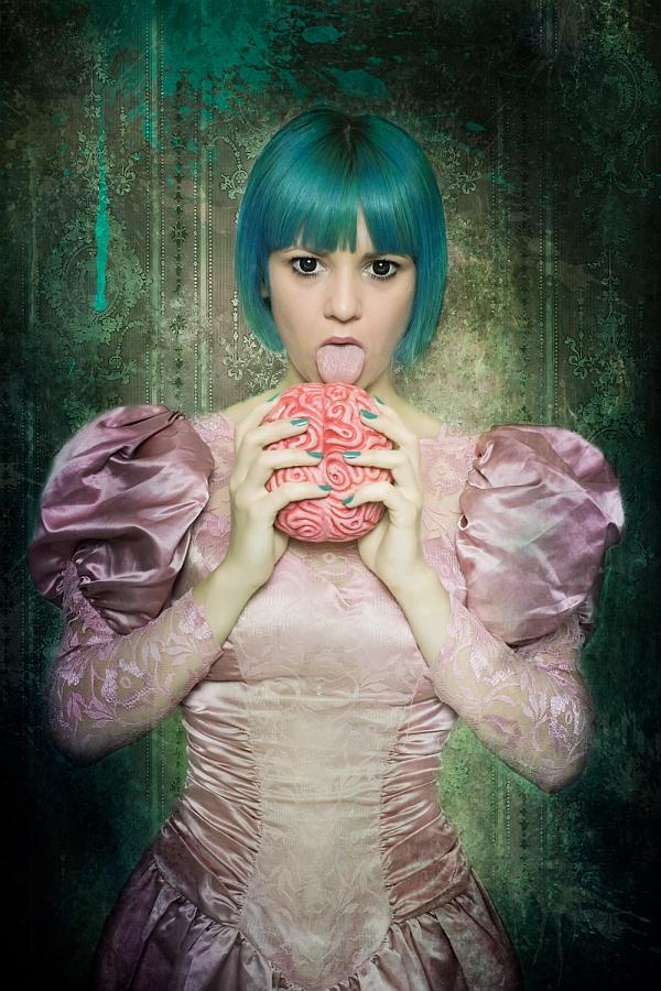 """Brain damage"" © Stefania Casella"