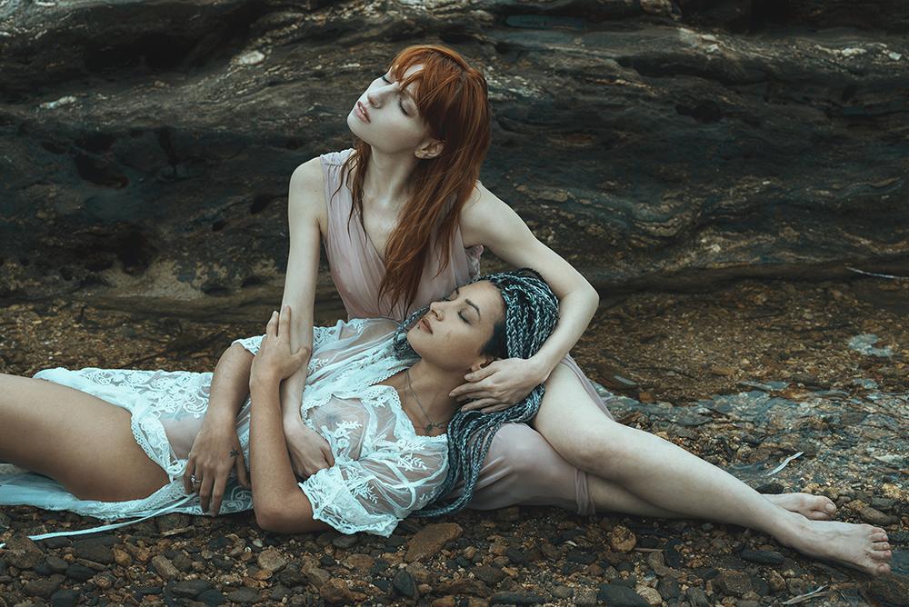 """""""The deluge of two souls"""" di Sergio Derosas"""
