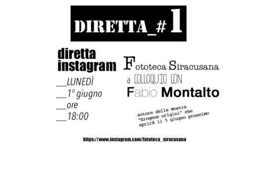 """""""Erogene origini"""": personale fotografica di Fabio Montalto - Siracusa"""