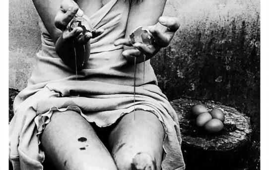 """""""EGGS"""" di Maria Antonietta Serra"""