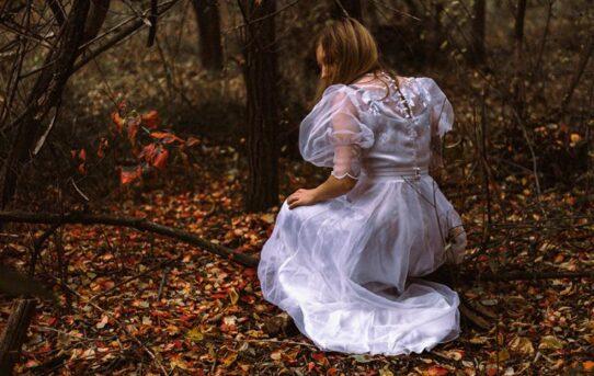 """White widow"" di Isabella Quaranta"